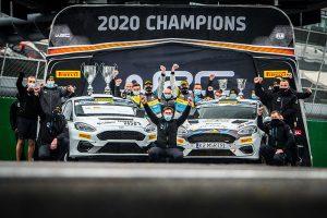 King Kristensson gana el Campeonato FIA Junior