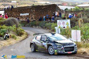 Rally Islas Canarias cerrará el FIA ERC 2021