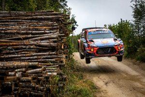 Hyundai Motorsport reflexiona el Mundo de Rallyes FIA 2020