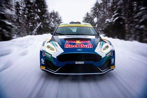 M-Sport y Red Bull