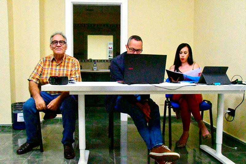 """La FIALP se """"REÚNE"""" con los pilotos de La Palma"""