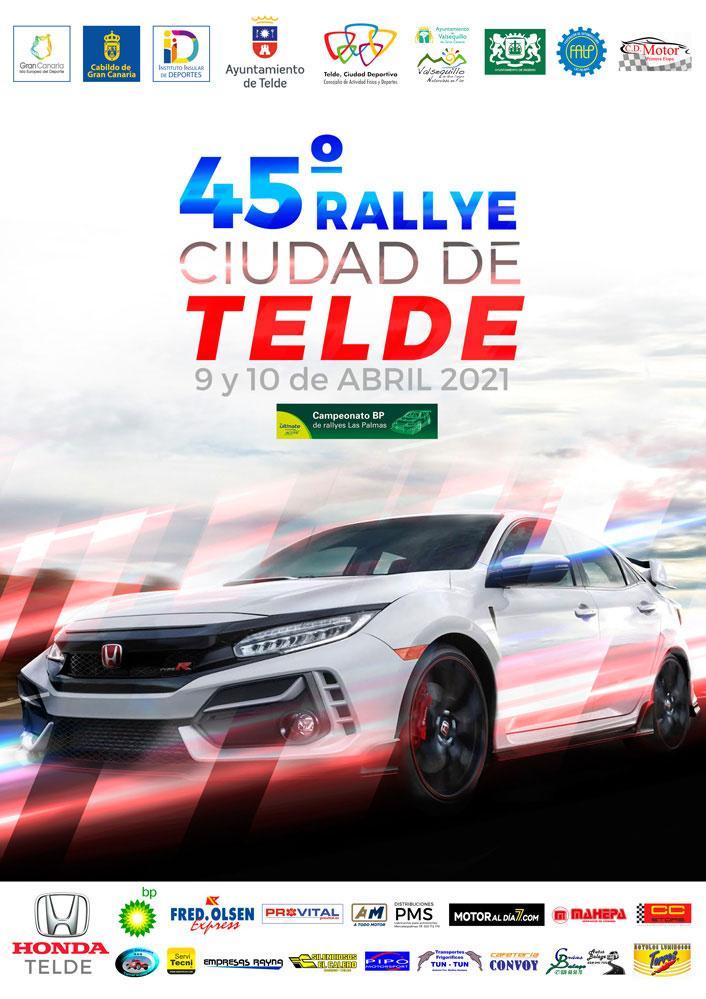 Rallye Telde 2021