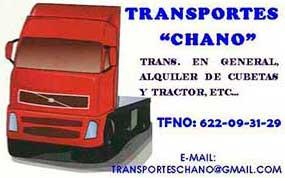 Transportes Chano